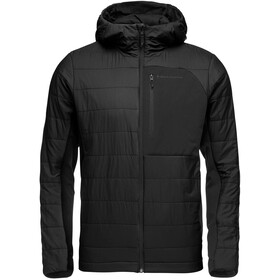 Black Diamond Aspect Wool Hoody Herr Black